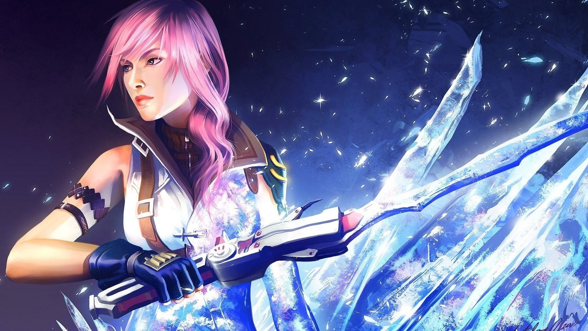 final fantasy xiii full hd wallpaper and background image