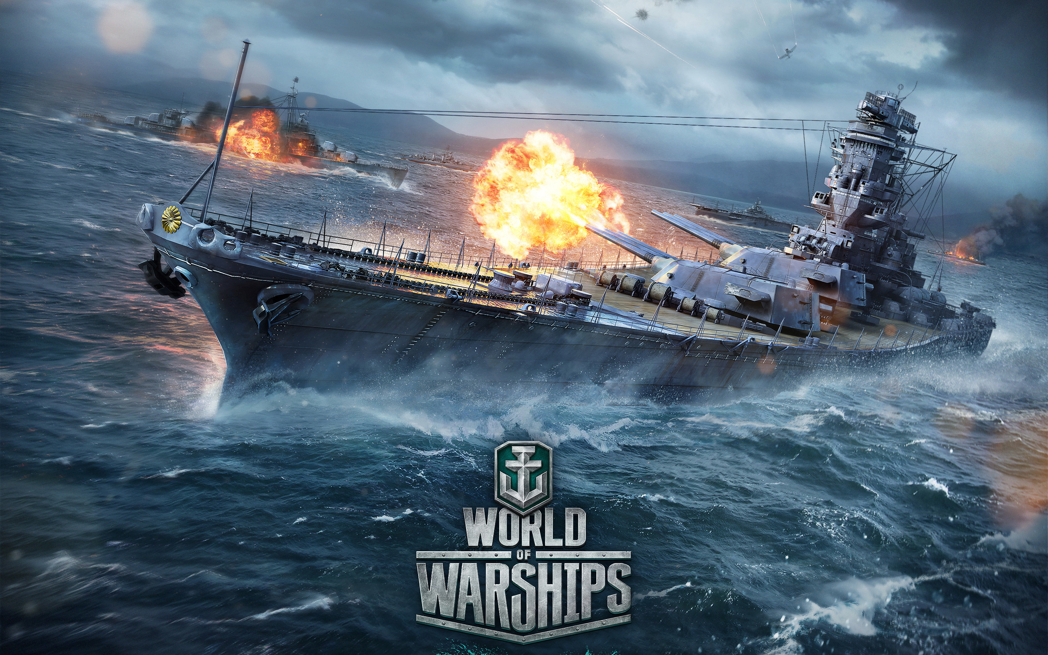 61 World Of Warships HD Wallpapers