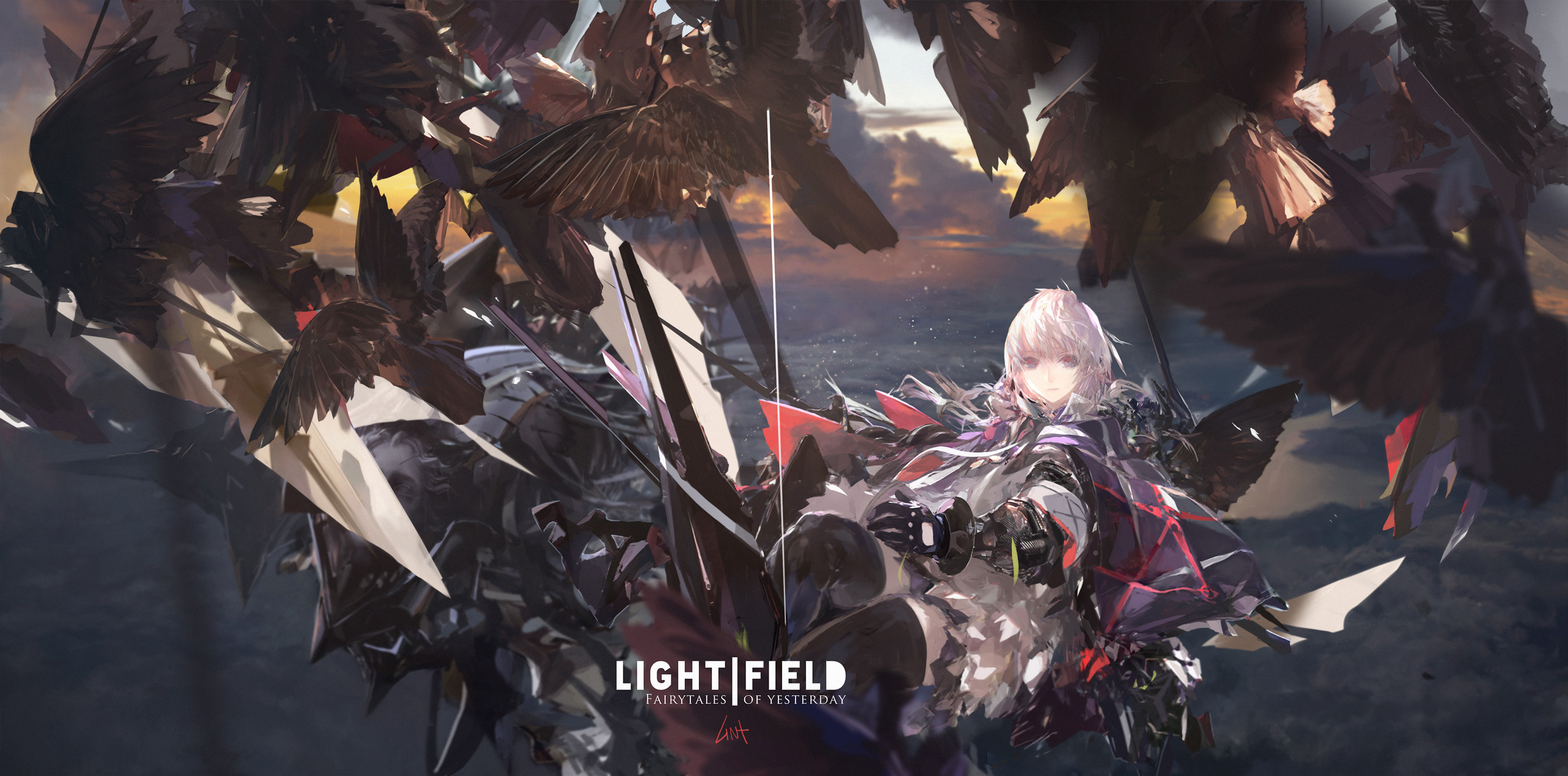 12 Pixiv Fantasia New World Hd Wallpapers Background Images