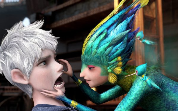 Movie Rise Of The Guardians Jack Frost Tooth HD Wallpaper | Background Image