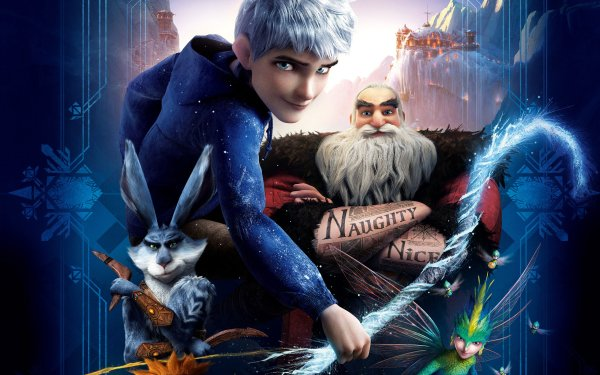 Movie Rise Of The Guardians Jack Frost Tooth North HD Wallpaper | Background Image