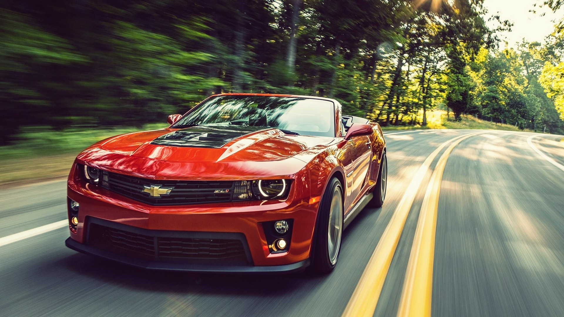 28 Chevrolet Camaro Zl1 Hd Wallpapers Backgrounds
