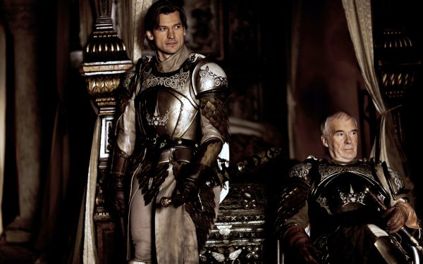 TV Show Game Of Thrones Nikolaj Coster-Waldau Jaime Lannister Barristan Selmy Ian McElhinney HD Wallpaper | Background Image