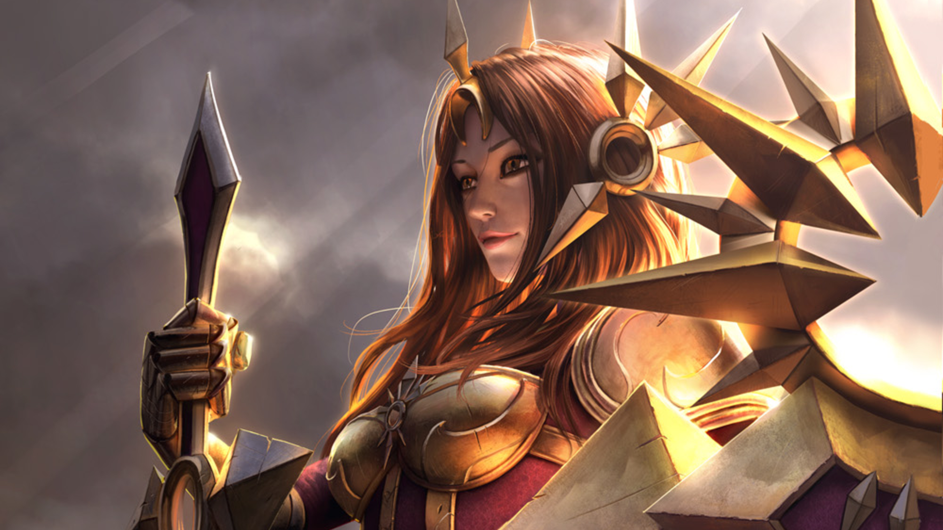 League Of Legends Hd Wallpaper Hintergrund 1920x1080 Id590232