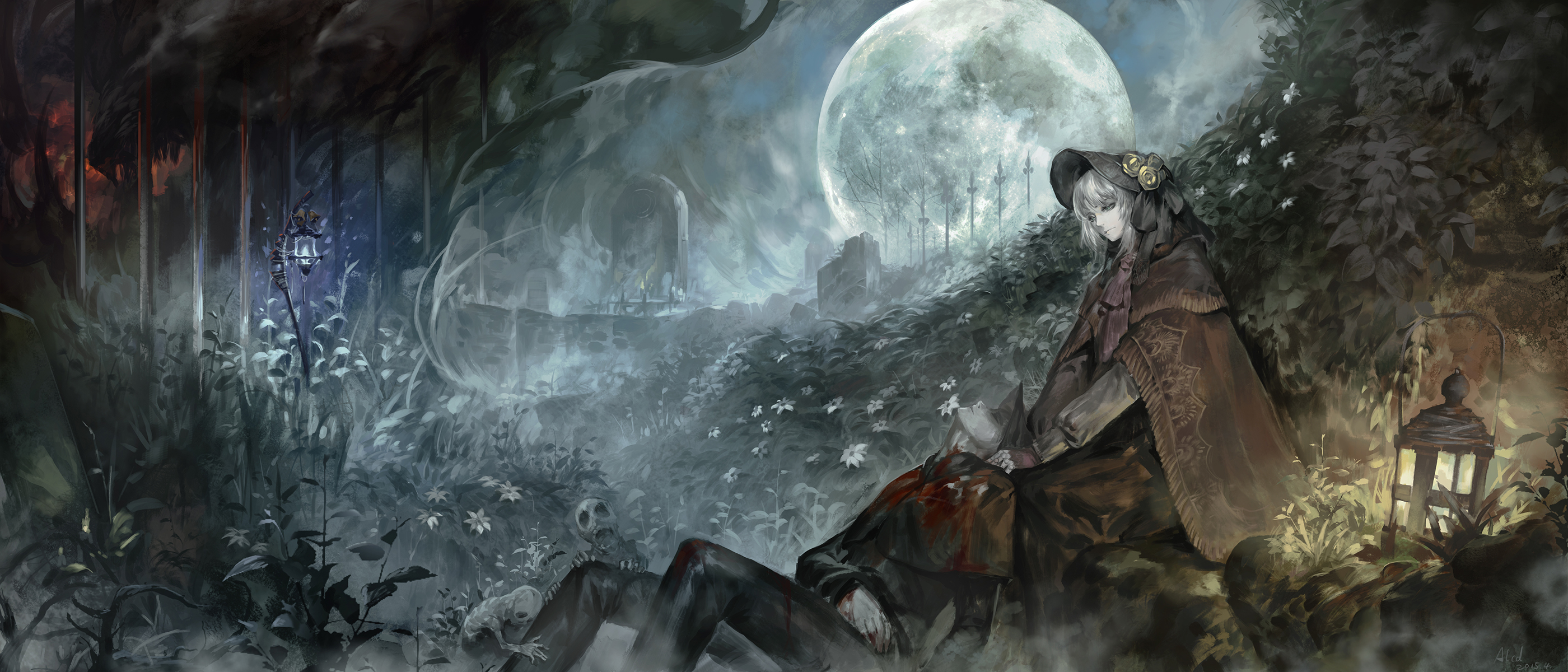 145 Bloodborne Hd Wallpapers Background Images Wallpaper
