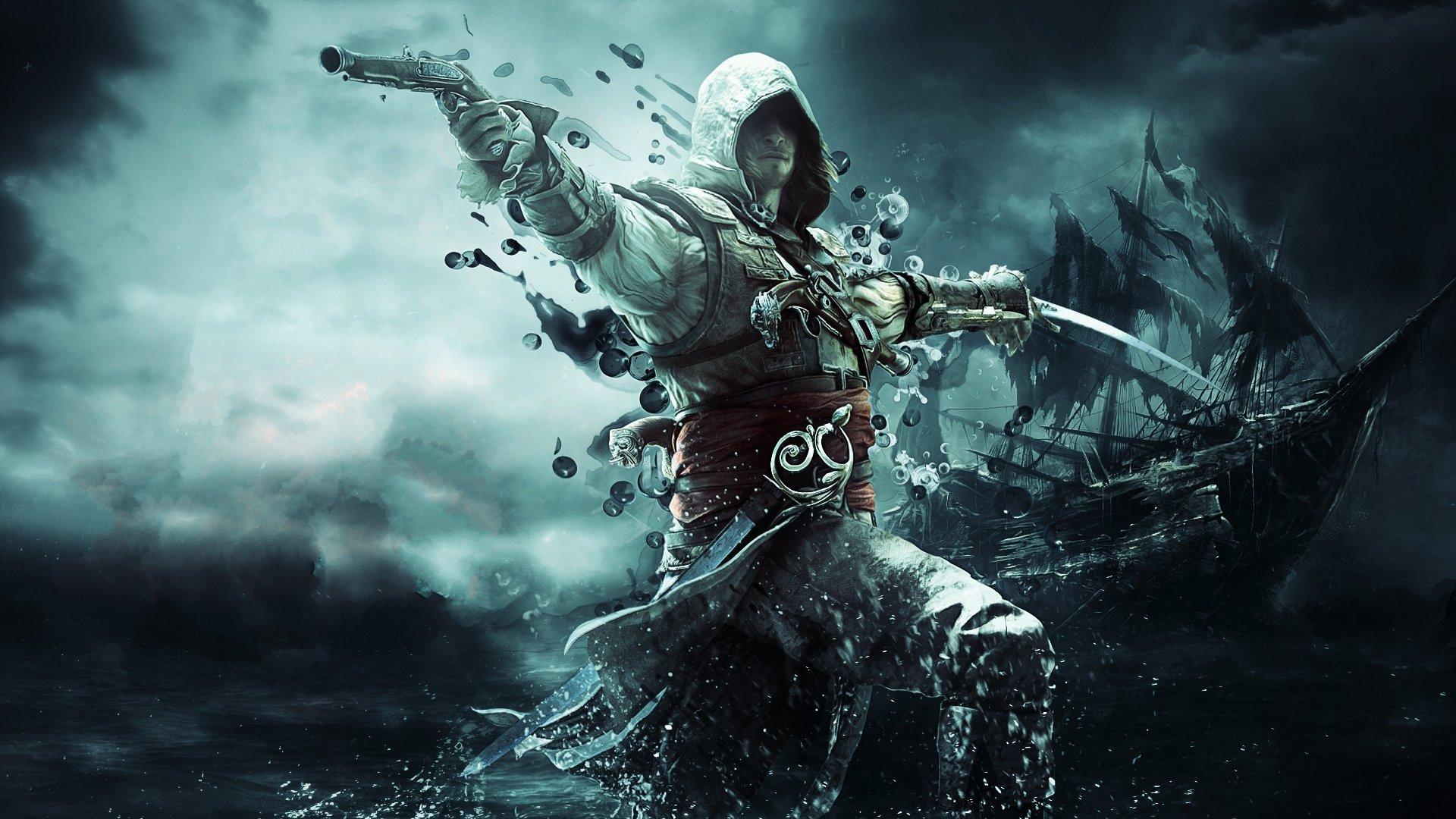 Assassin's Creed IV: Black Flag Papel De Parede HD
