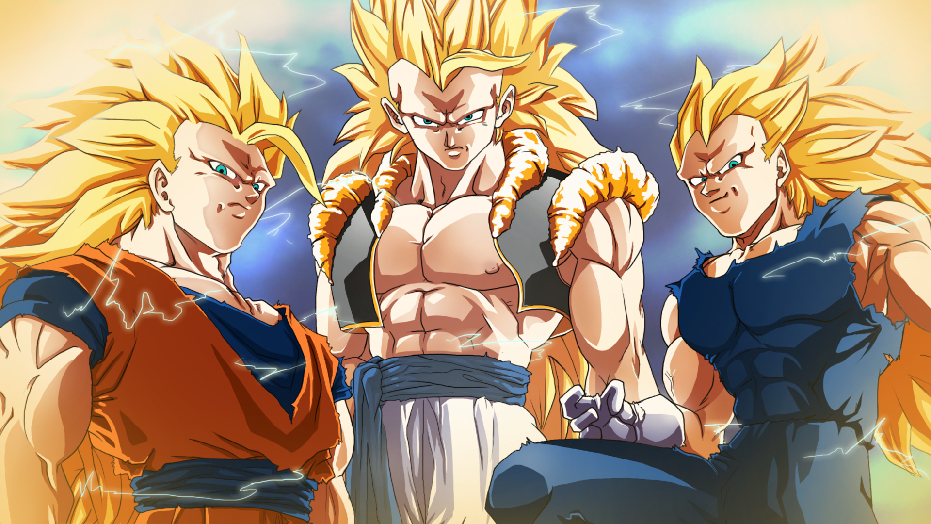 61 Gogeta Dragon Ball Hd Wallpapers Background Images