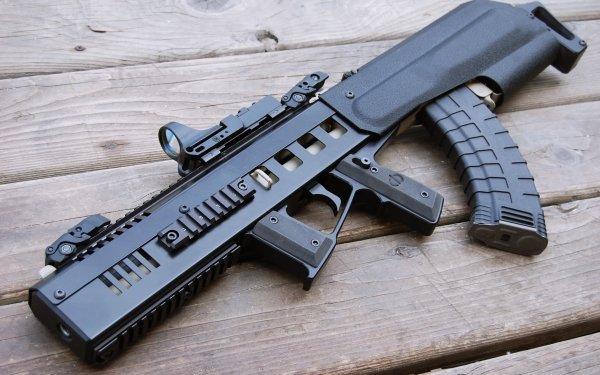 Weapons Spike X1S Bullpup AK Gun Military HD Wallpaper | Background Image