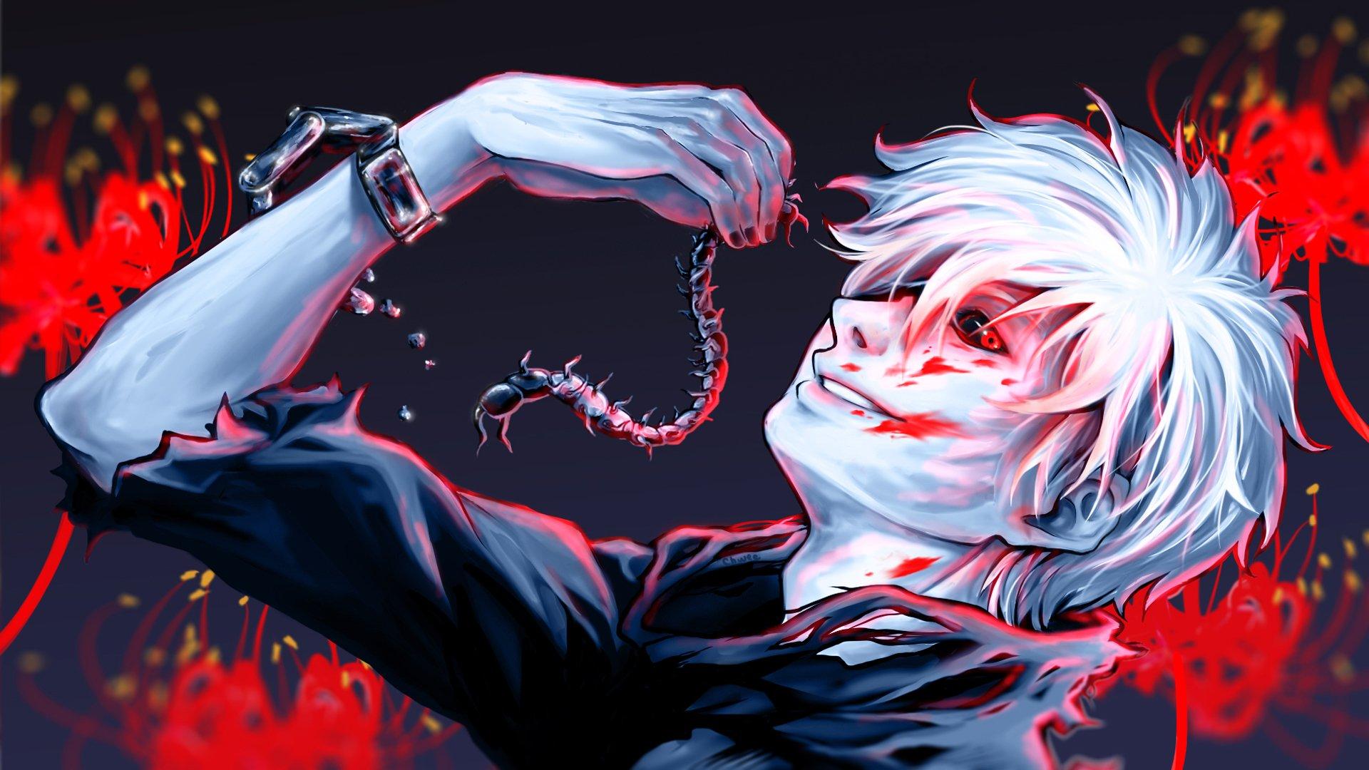Hd wallpaper tokyo ghoul - Anime Tokyo Ghoul Ken Kaneki Wallpaper