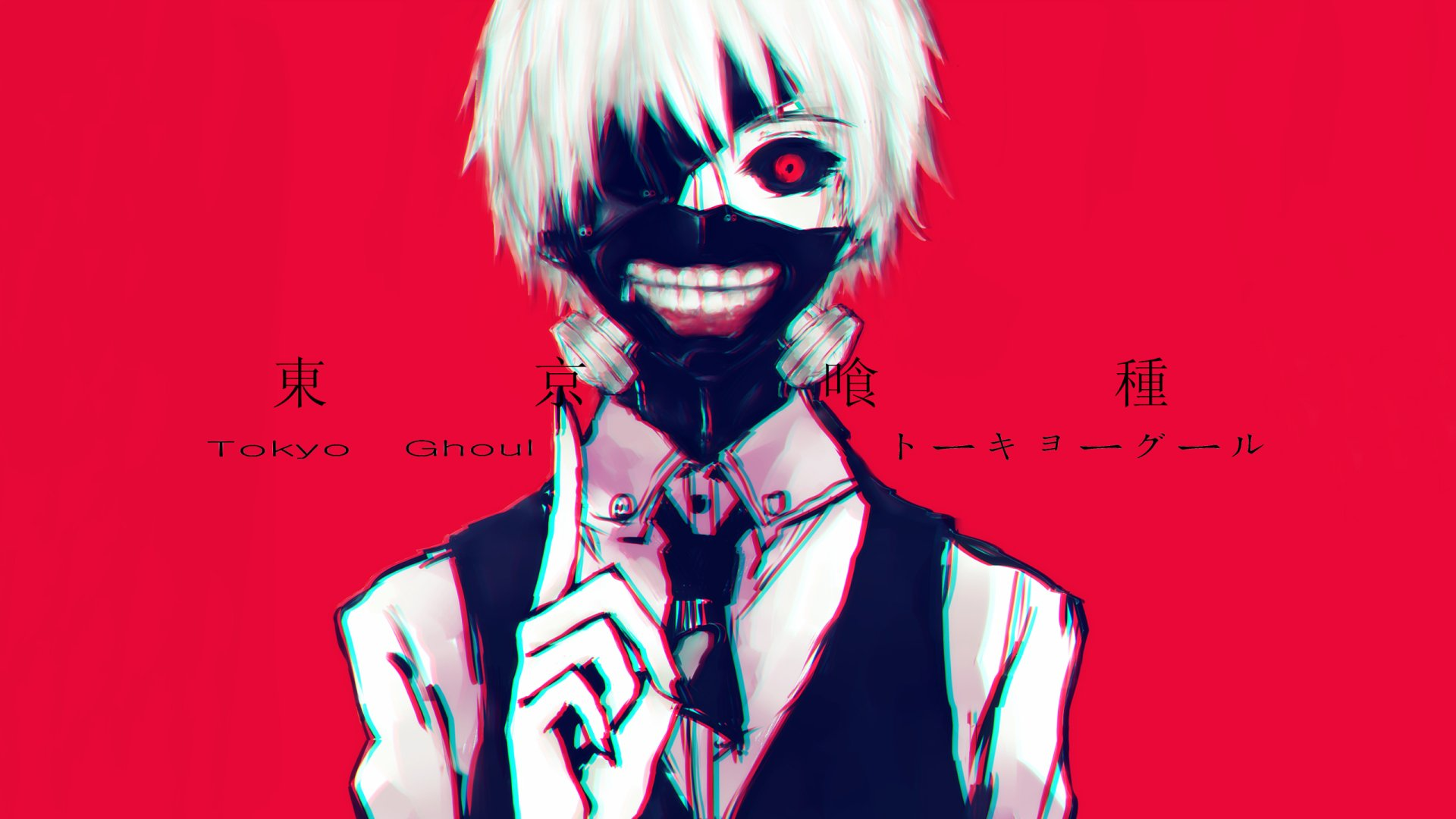 Tokyo Ghoul Full HD Wallpaper And Background Image