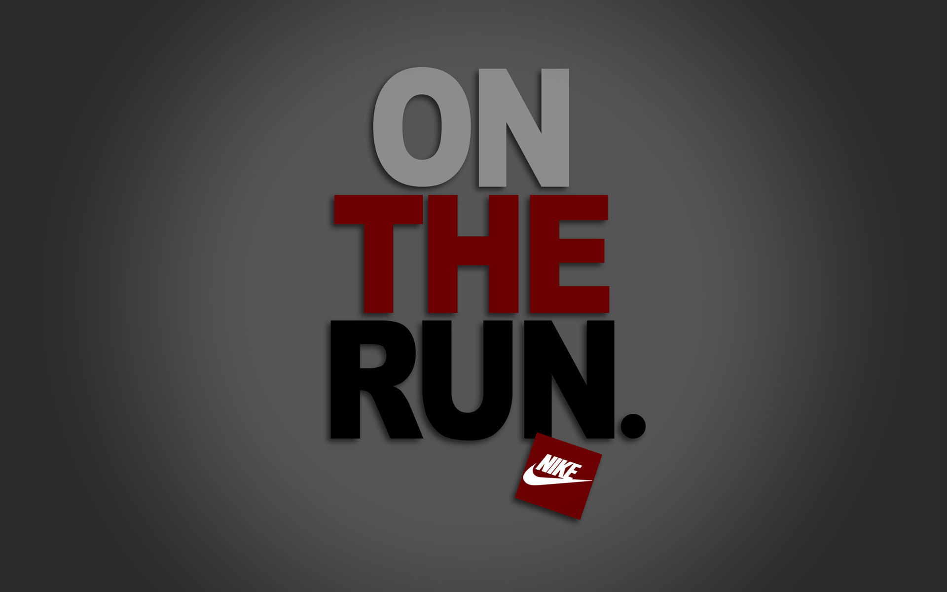On The Run Nike Hd Wallpaper Background Image 1920x1200 Id