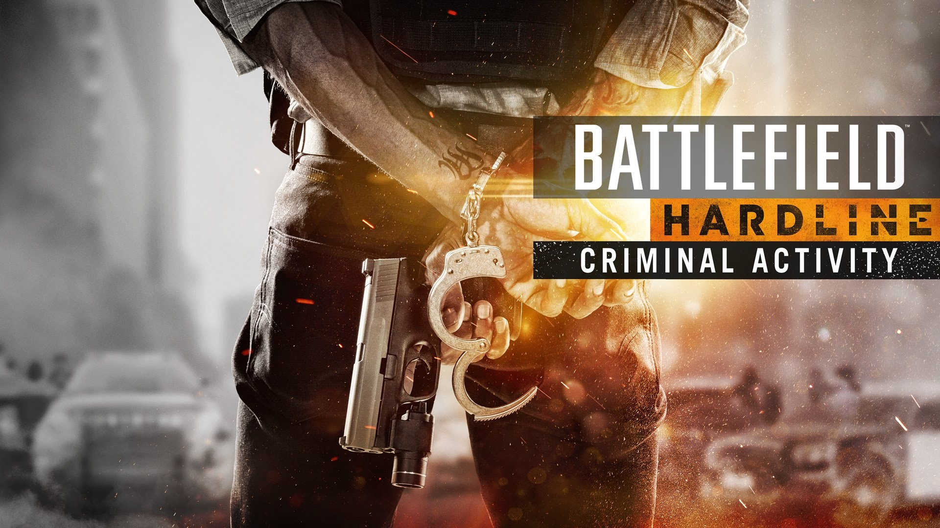 Battlefield Hardline Full Hd Fond D 39 Cran And Arri Re Plan