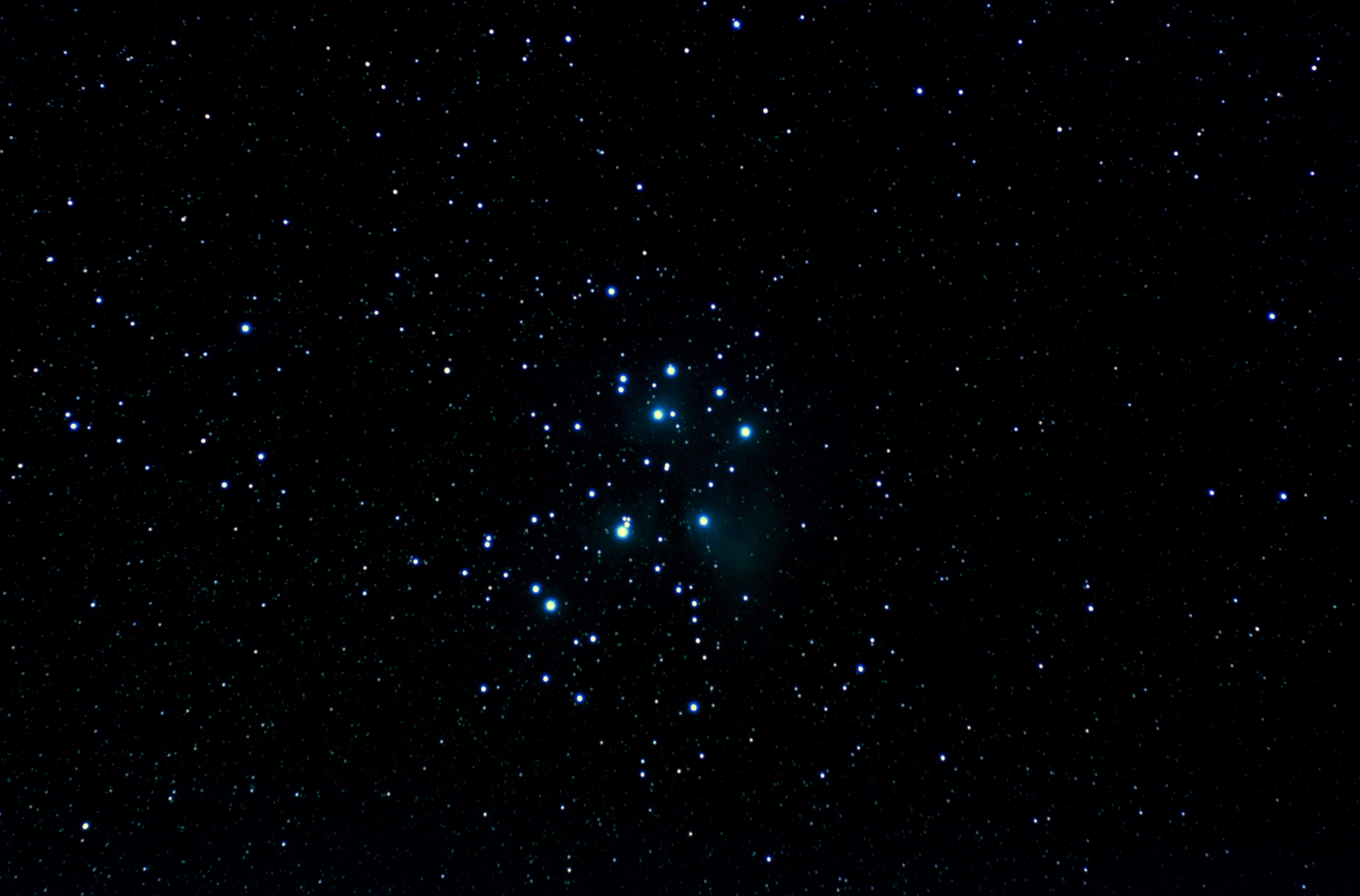 alpha star cluster - photo #17