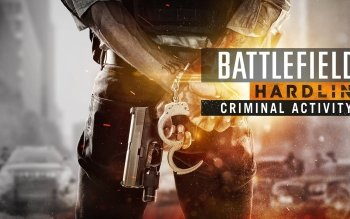 Battlefield Hardline HD Wallpaper
