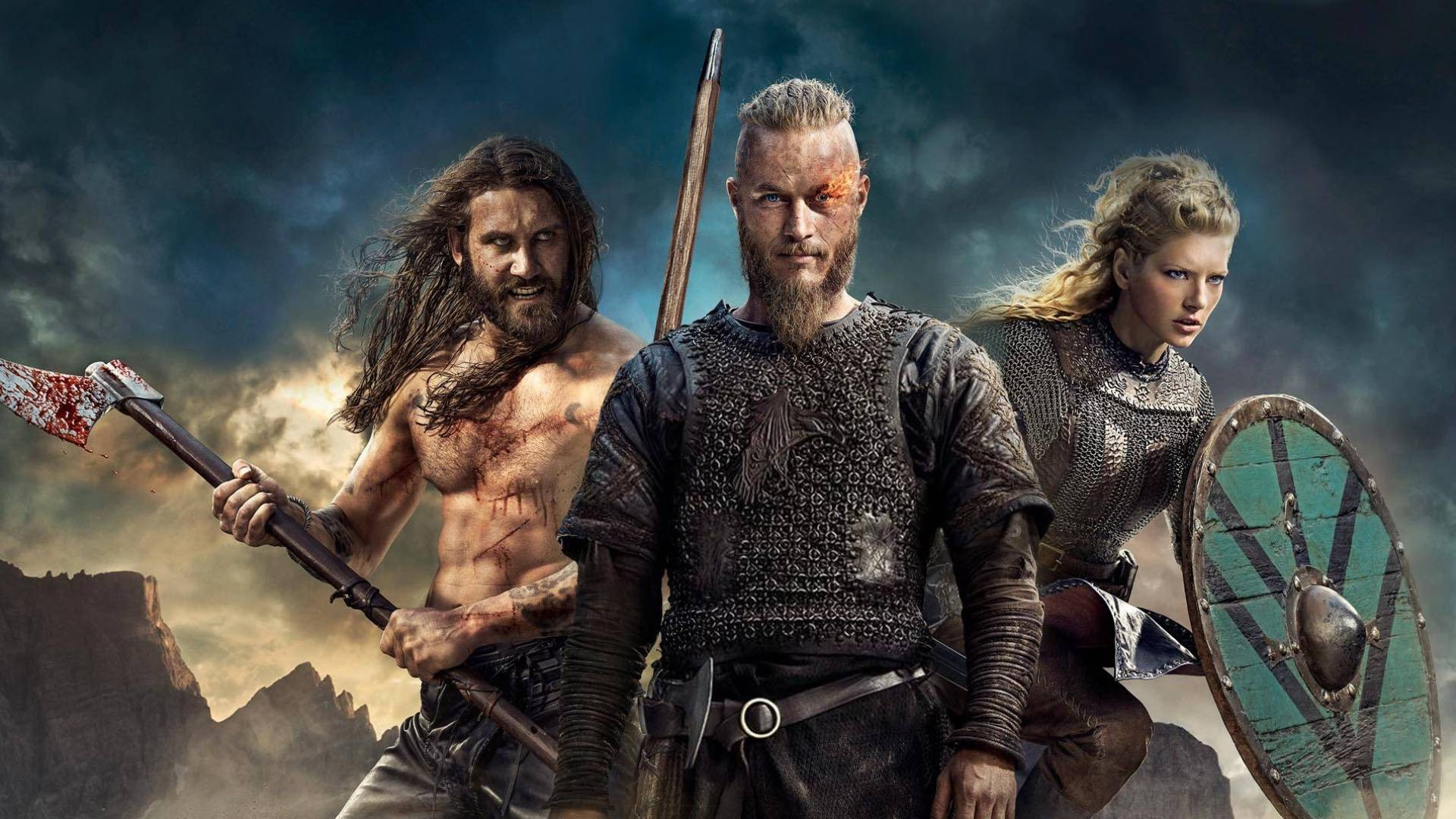 Vikings Full HD Wallpaper and Background 1920x1080 ID599142
