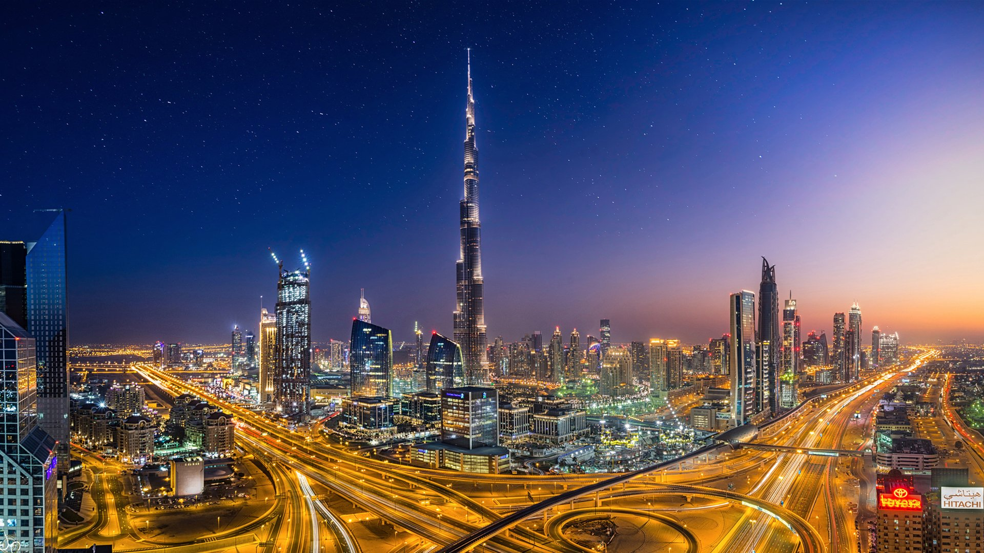 dubai full hd wallpaper and background image | 1920x1080 | id:599397