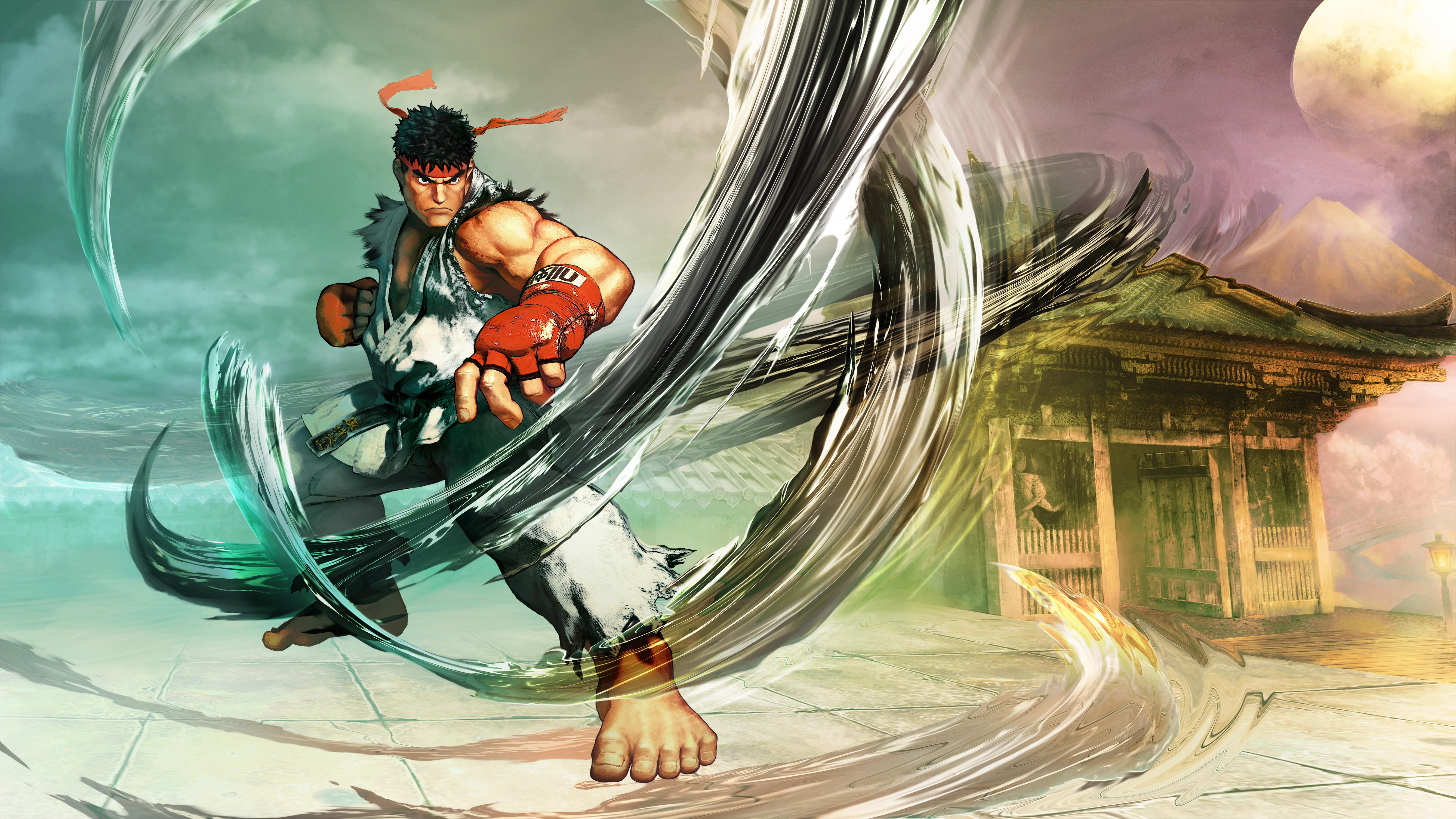 93 street fighter v hd wallpapers | background images - wallpaper abyss