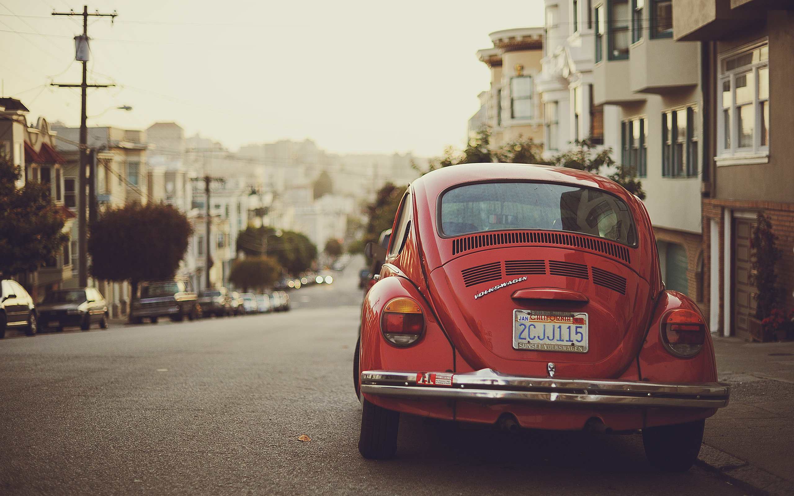 Classic volkswagen hipster vintage full hd wallpaper and background vehicles volkswagen beetle red vintage wallpaper voltagebd Images