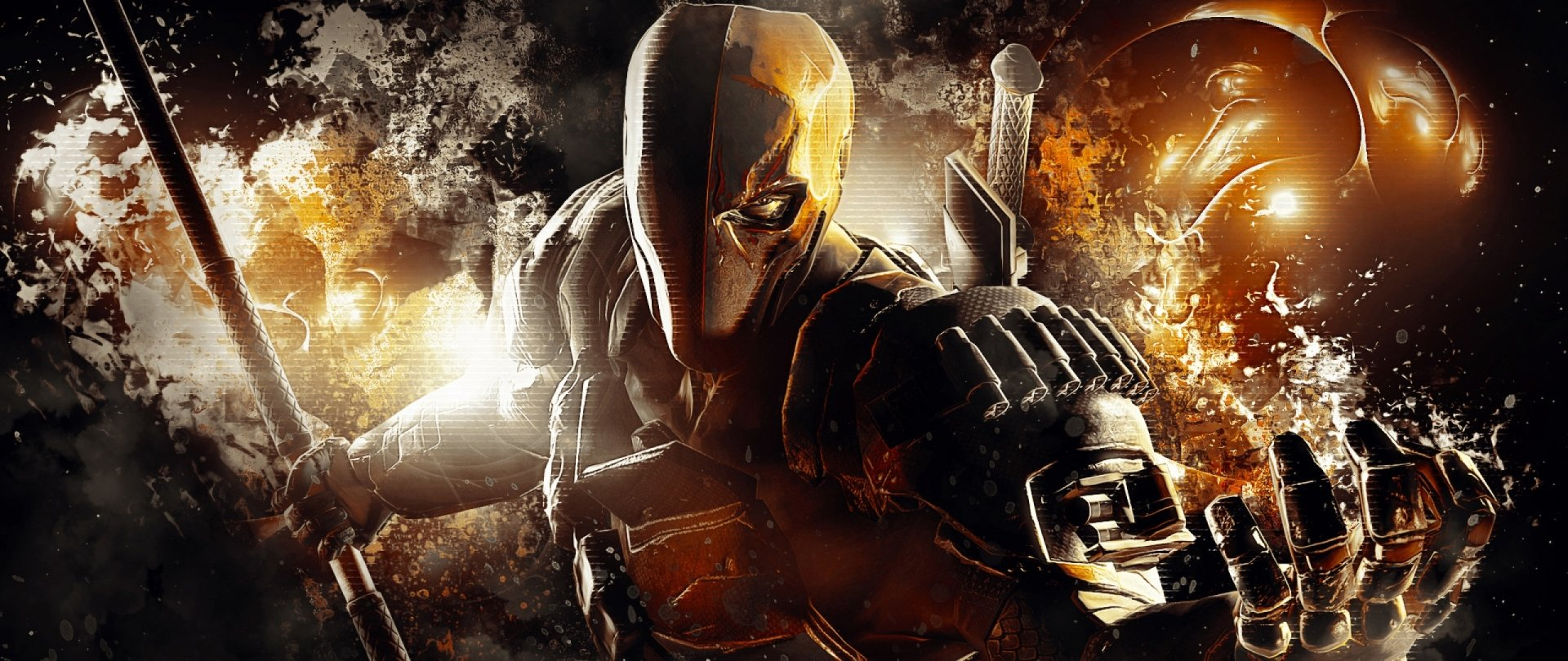 61 Deathstroke Hd Wallpapers Background Images Wallpaper Abyss