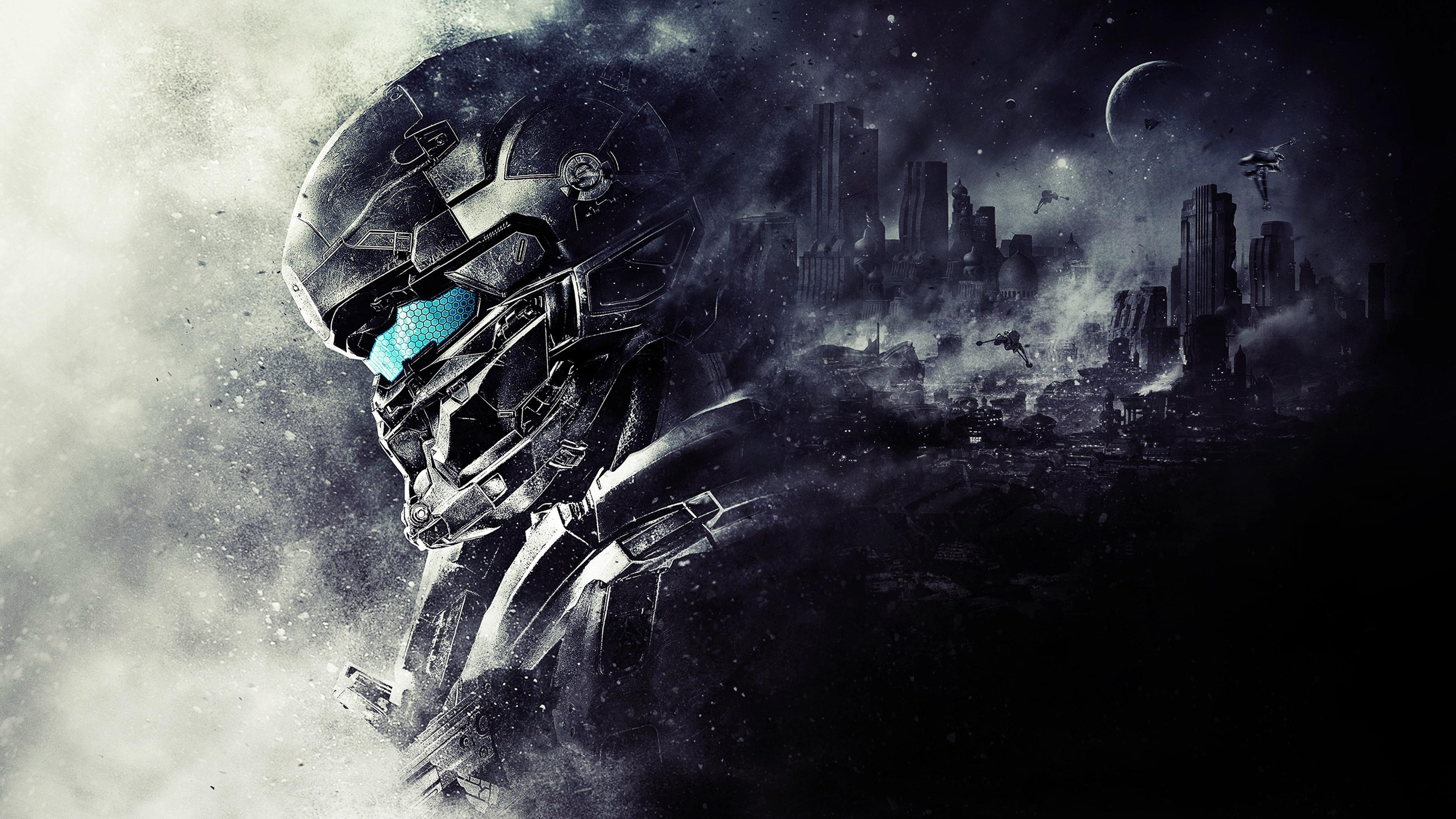 Halo 5 Guardians 4k Ultra HD Wallpaper