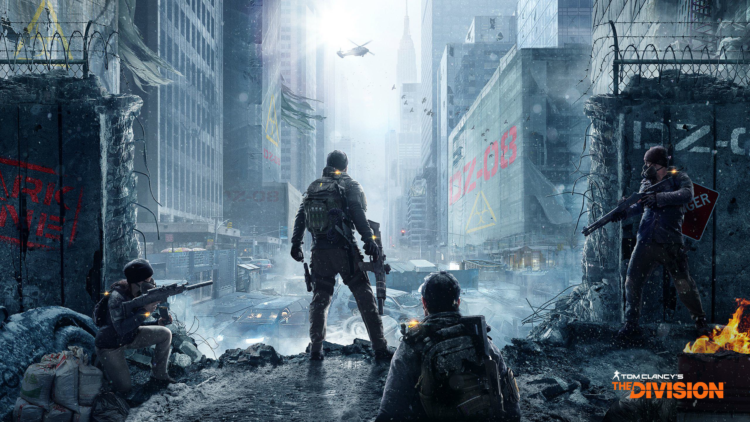 97 tom clancy's the division hd wallpapers | background images