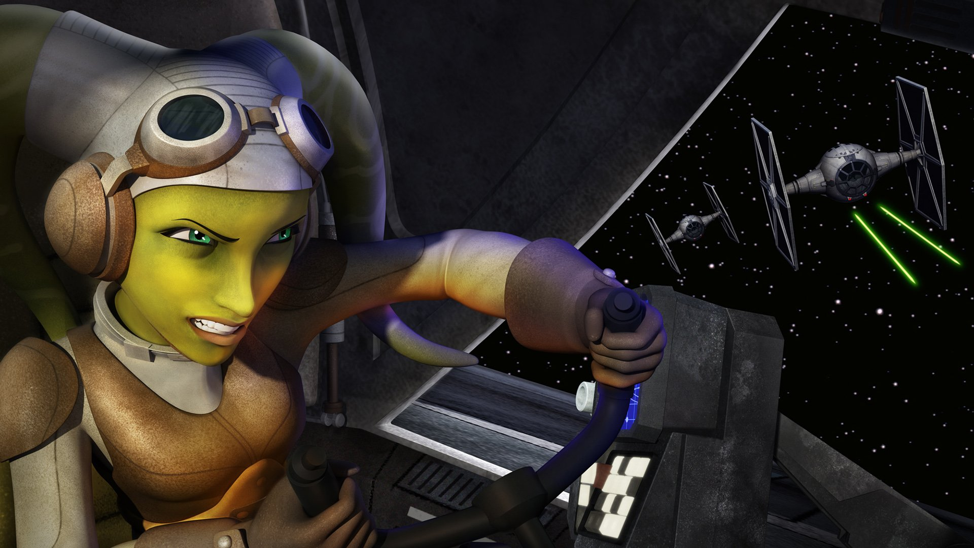 TV Show - Star Wars Rebels  Wallpaper