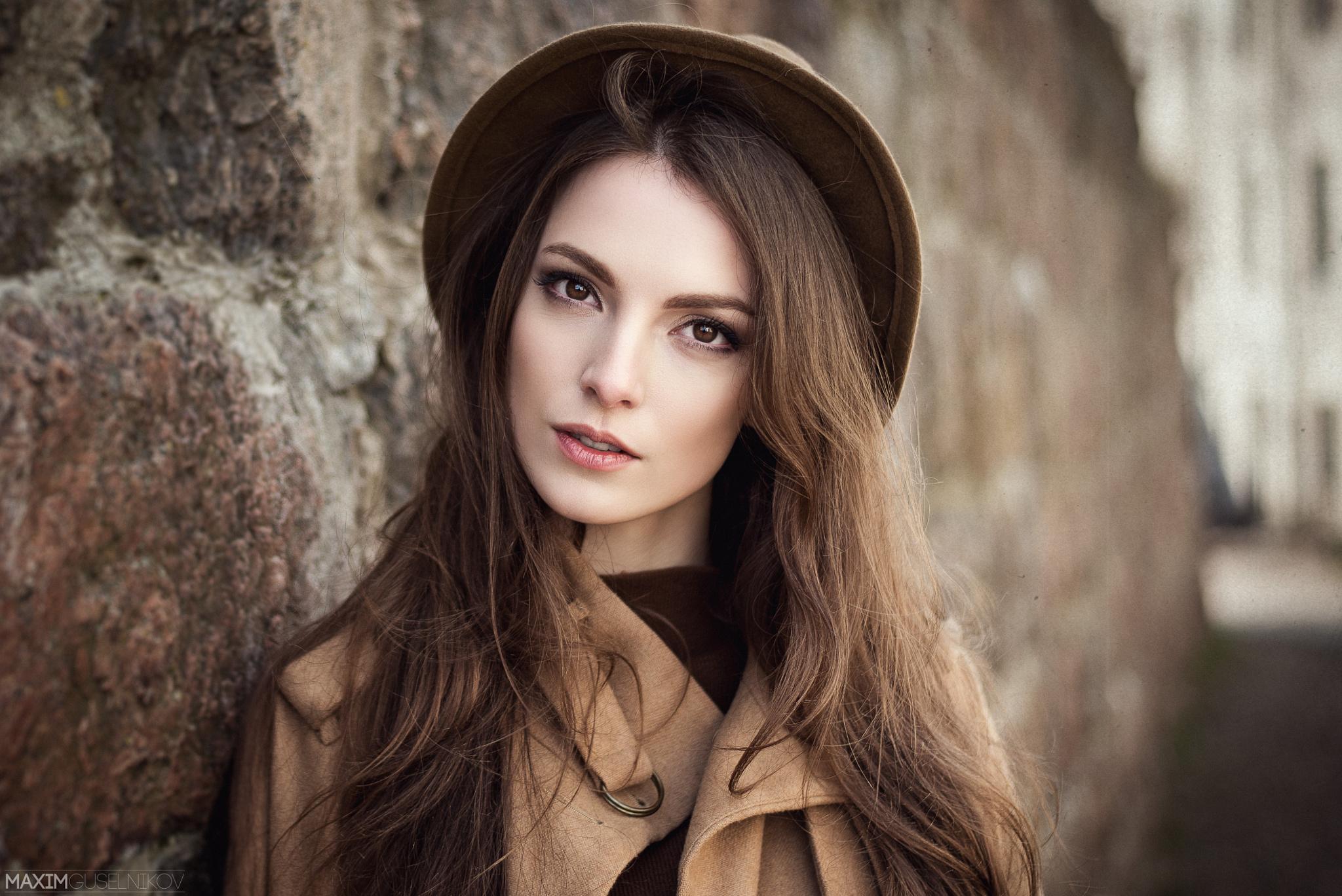 natural beauty girl wallpapers: Karina Suntseva HD Wallpaper