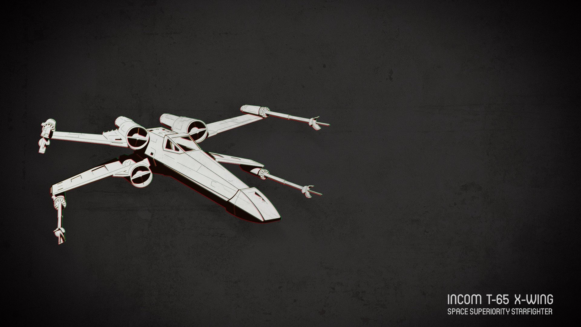 Star Wars X Wing Vs Tie Fighter Hd обои фон 1920x1080