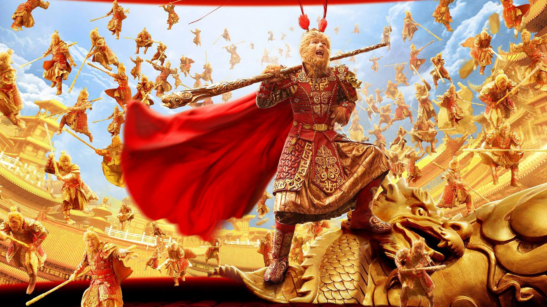 The Monkey King Hd Wallpaper Background Image 1920x1080 Id