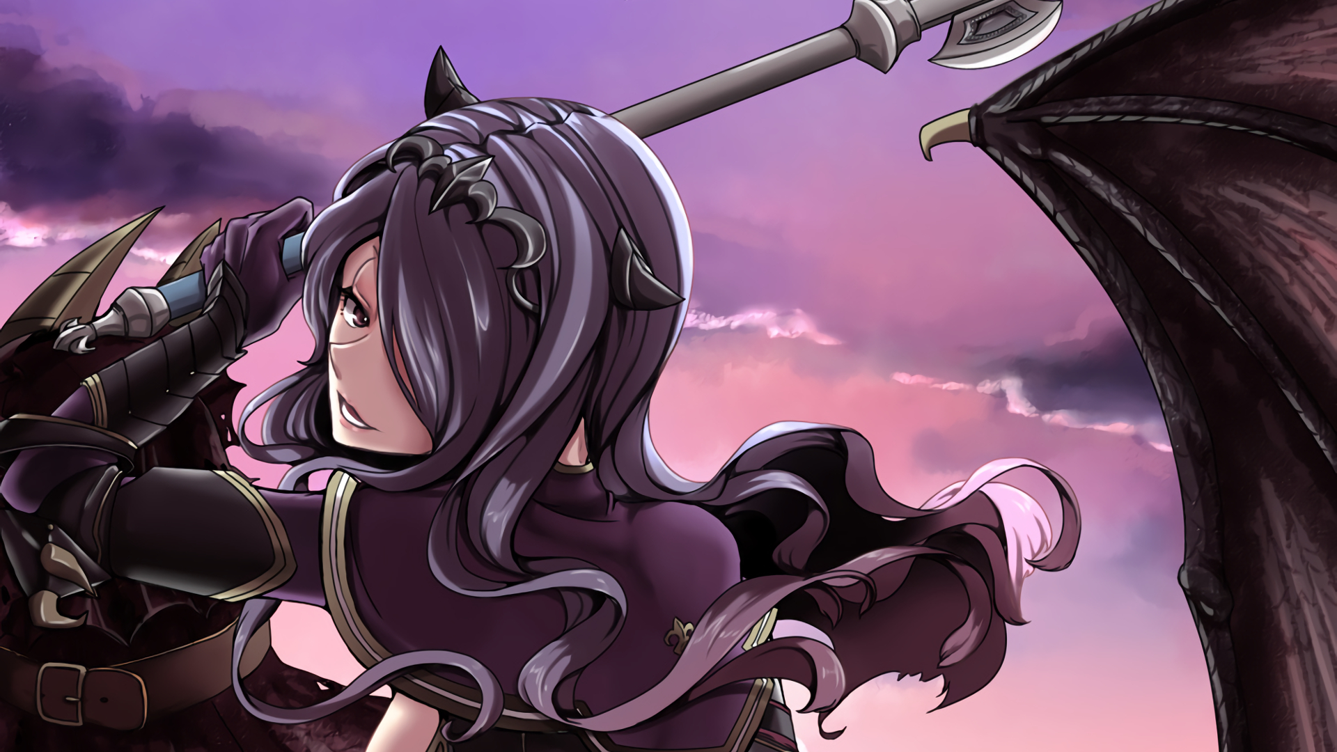 azura and camilla wallpaper - photo #19