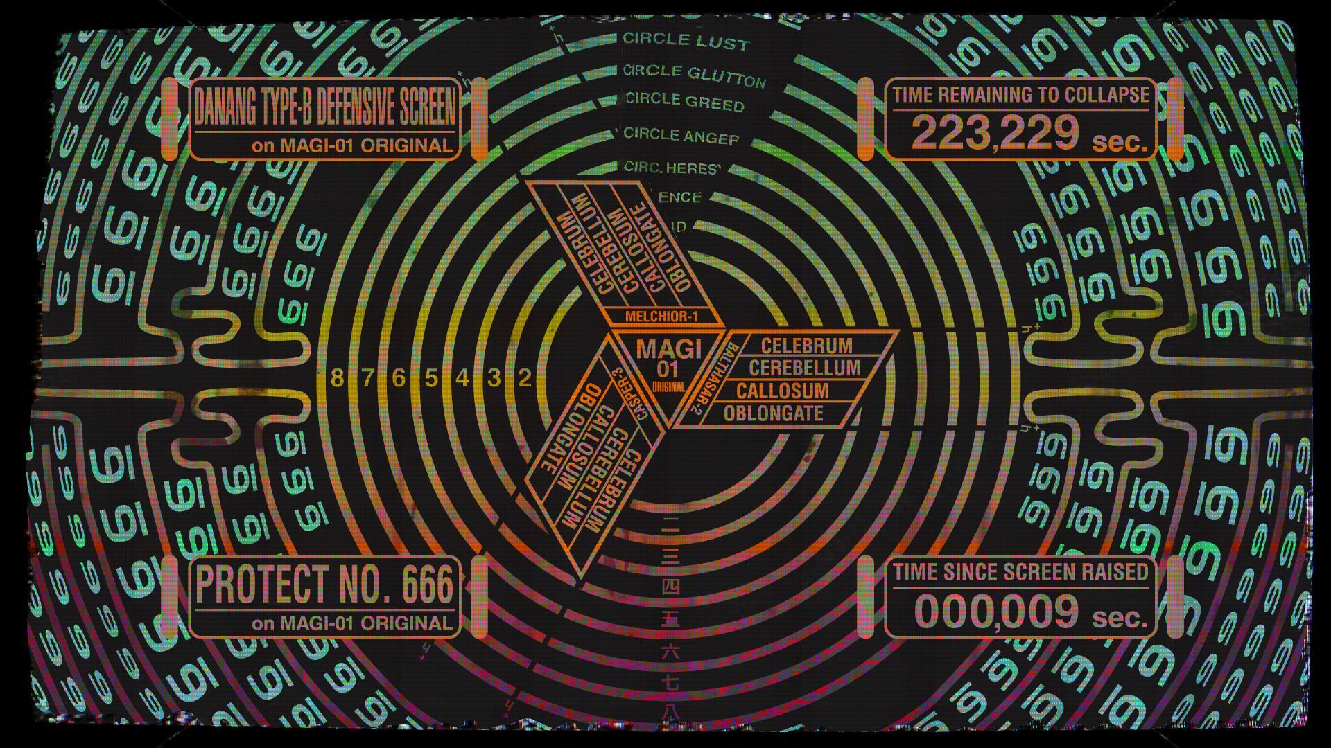 Neon Genesis Evangelion Computer Wallpapers Desktop