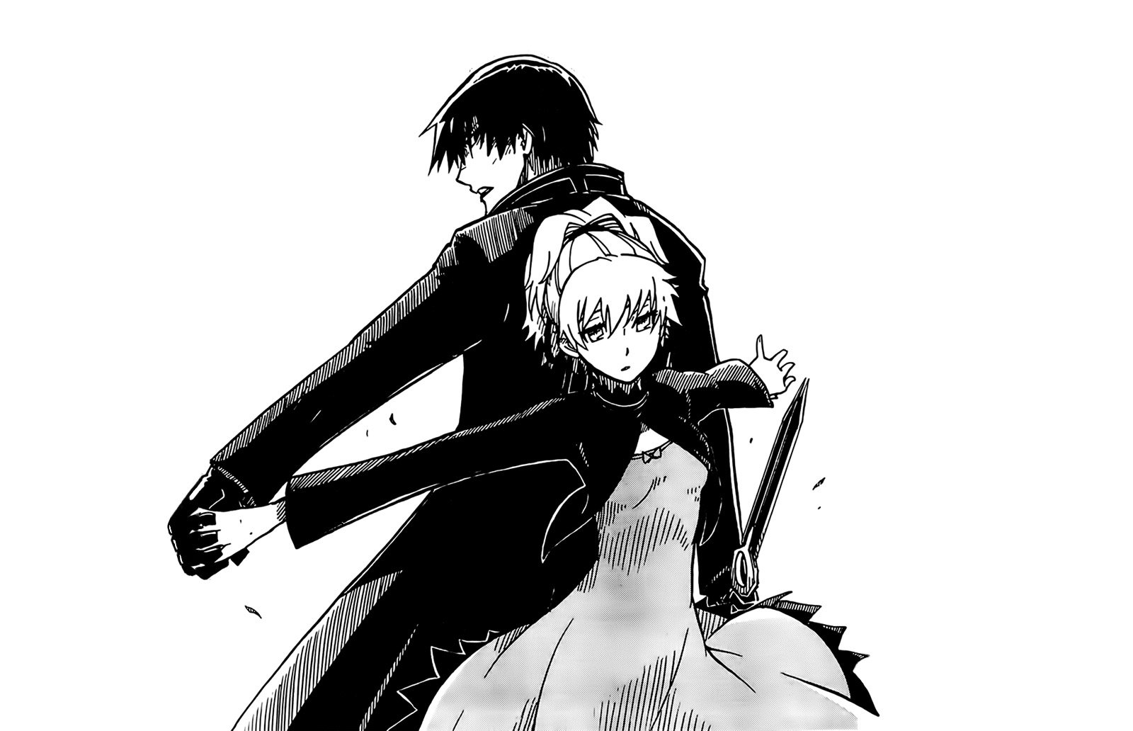 Darker Than Black Hei And Yin Wallpaper And Background Image