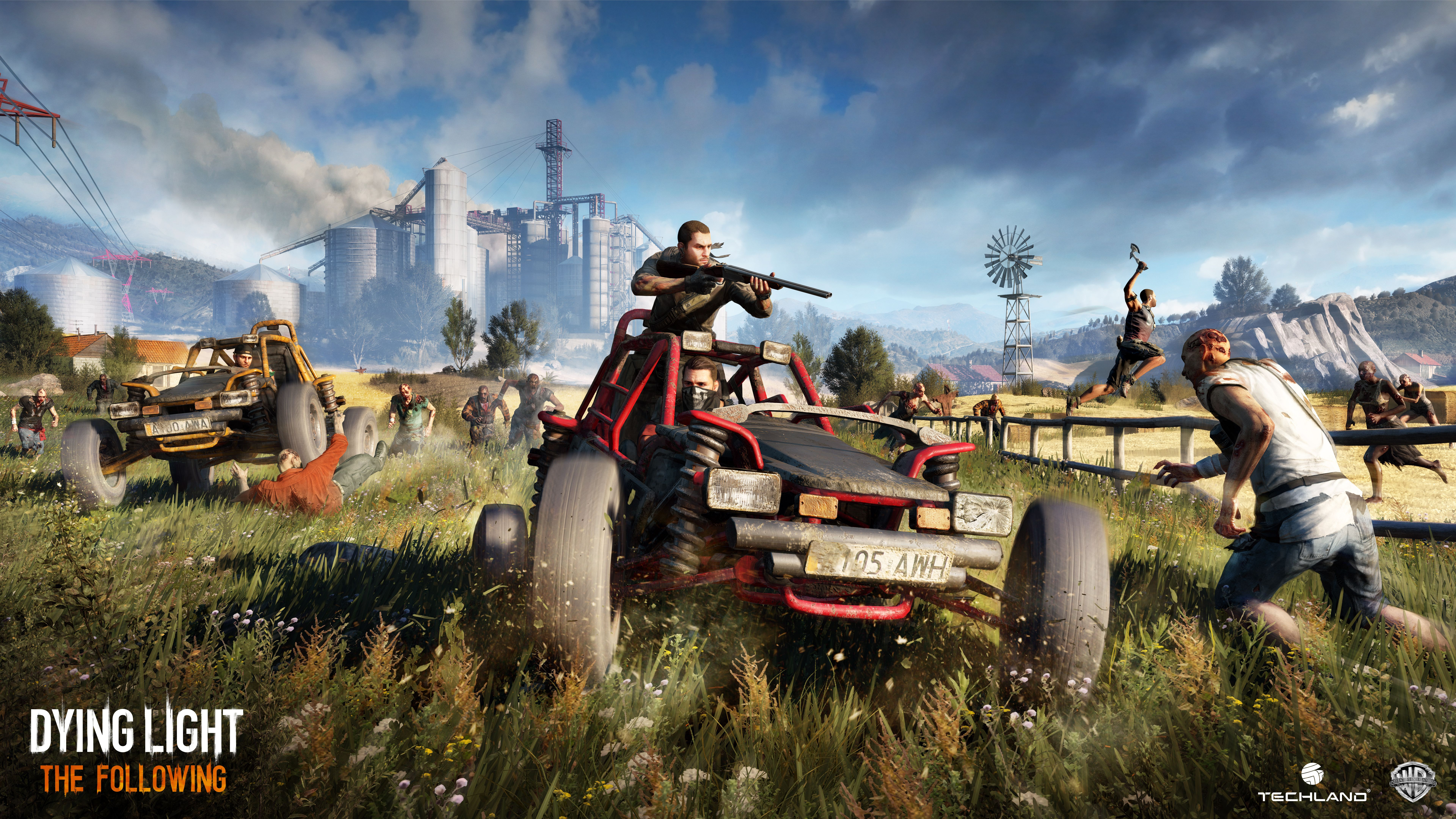 45 Dying Light Hd Wallpapers Background Images Wallpaper Abyss