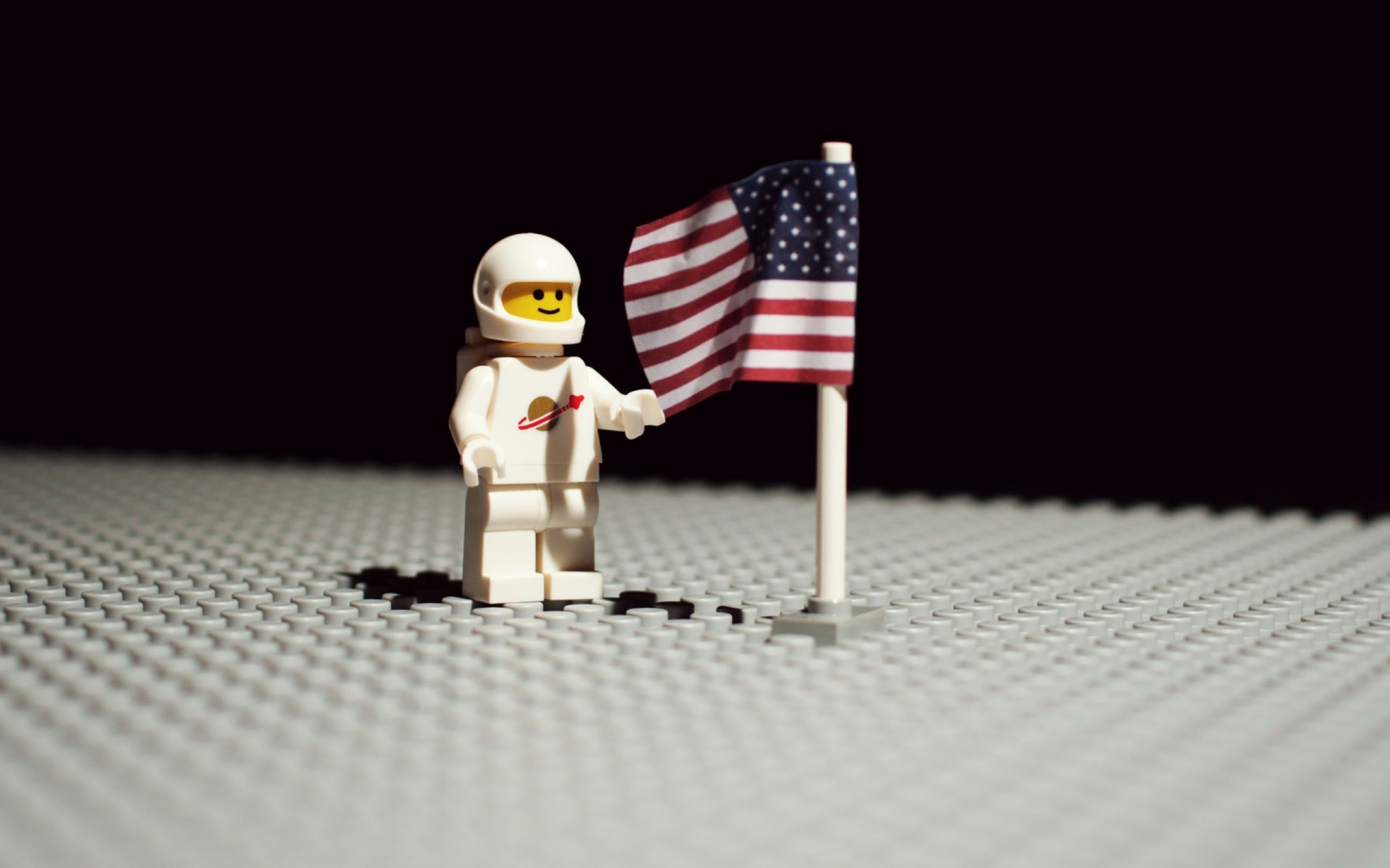 lego astronaut full hd wallpaper and background image | 2560x1600