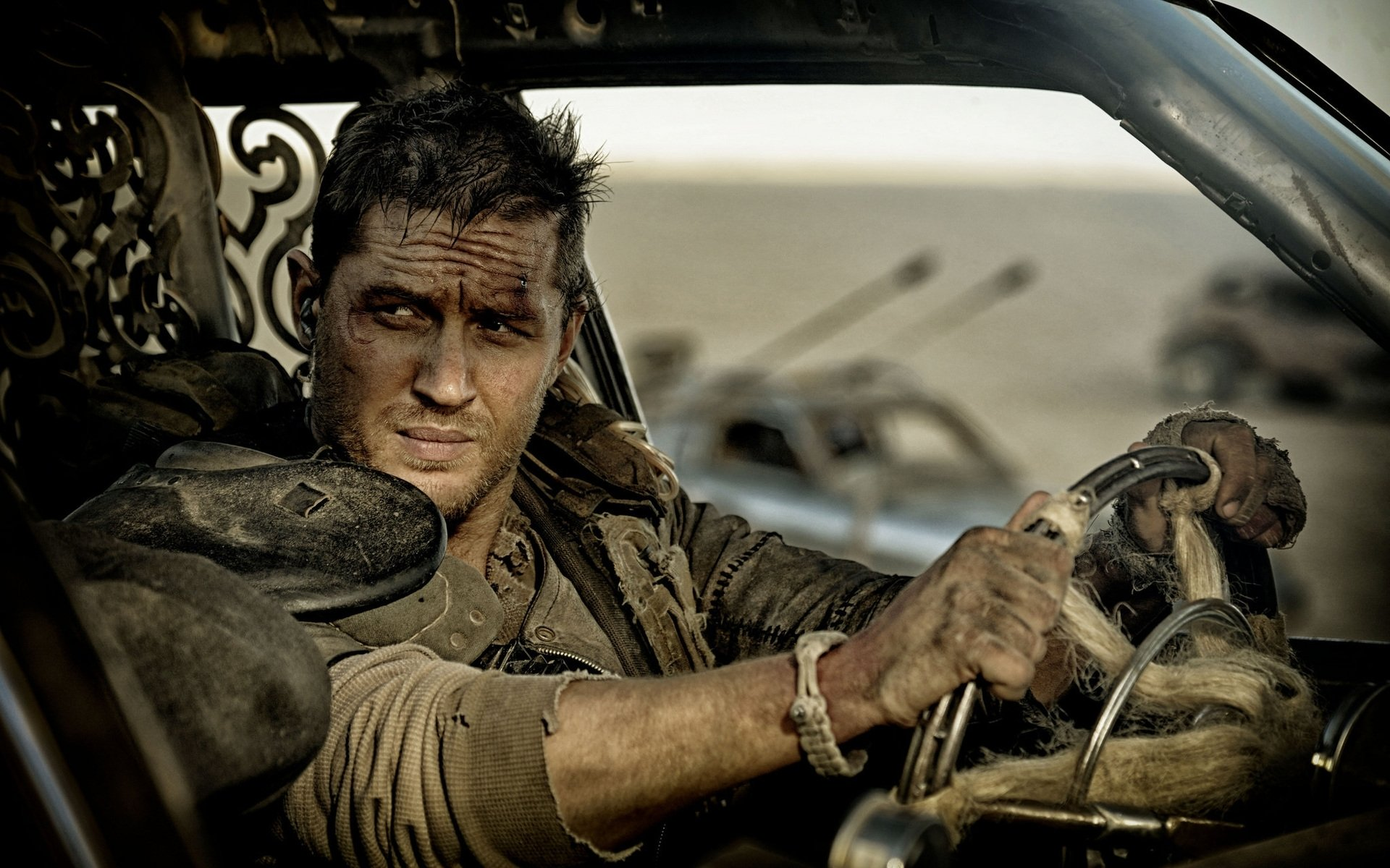 Movie - Mad Max: Fury Road  Mad Max Sci Fi Movie Max Rockatansky Tom Hardy Wallpaper