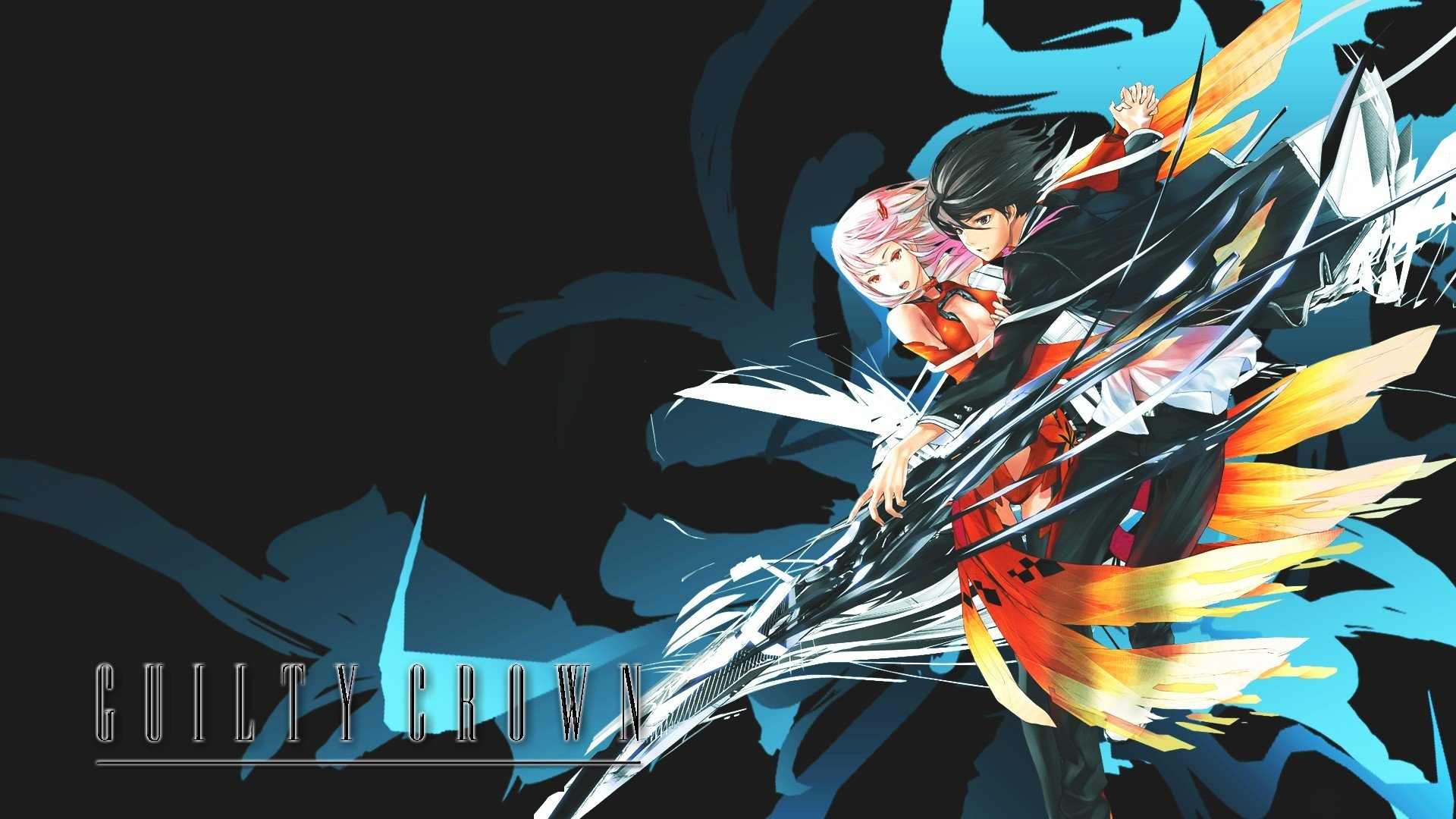 Image Result For Download Wallpaper Anime Guilty Crown