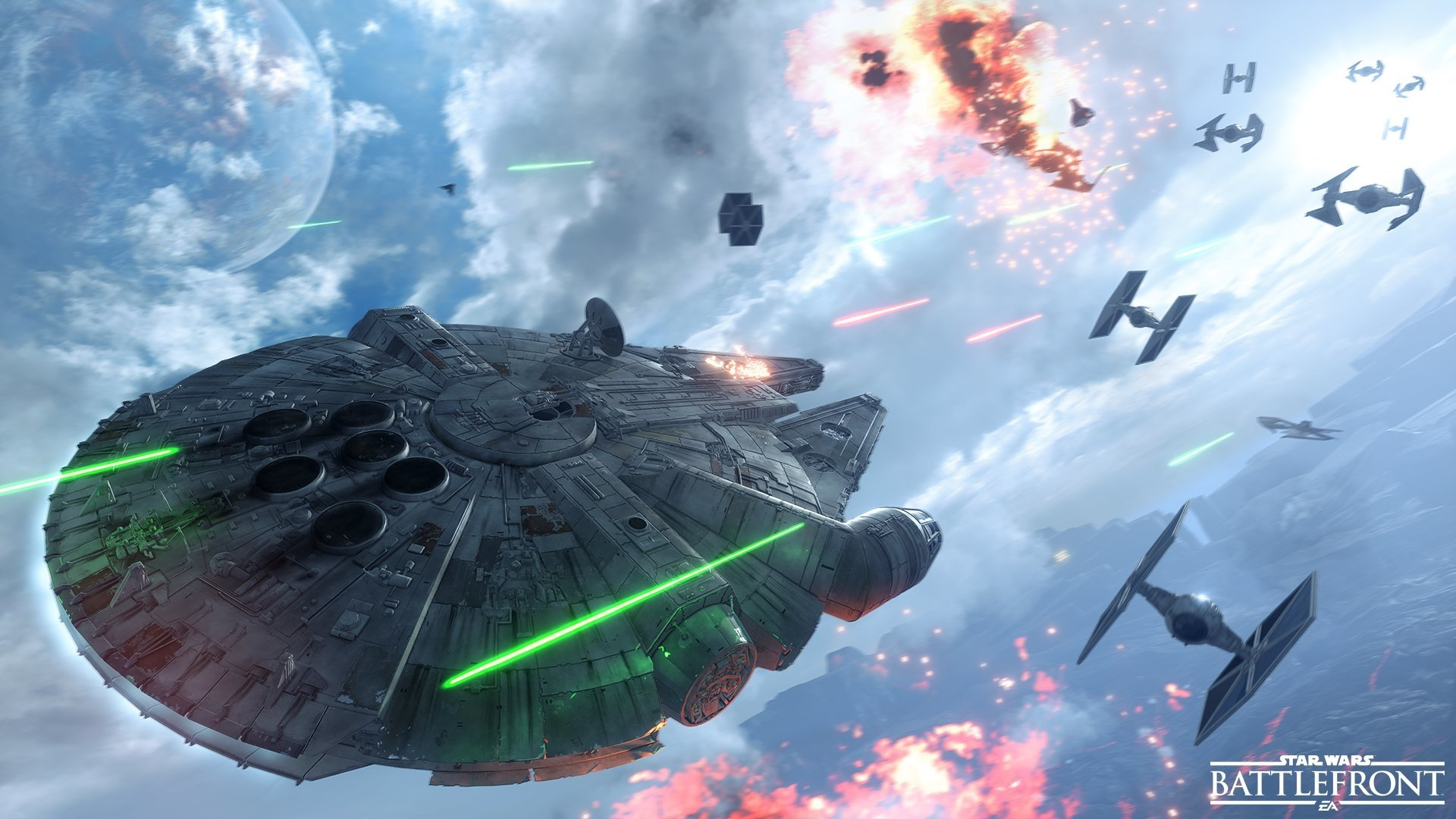 88 Millennium Falcon Hd Wallpapers Background Images Wallpaper
