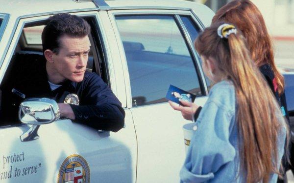Movie Terminator 2: Judgment Day Terminator Robert Patrick T-1000 HD Wallpaper   Background Image