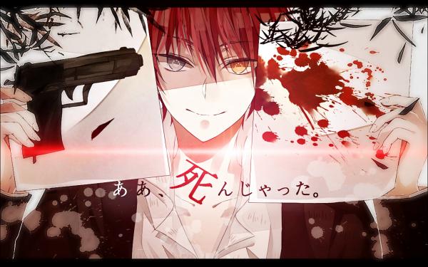 Anime Assassination Classroom Karma Akabane HD Wallpaper | Background Image