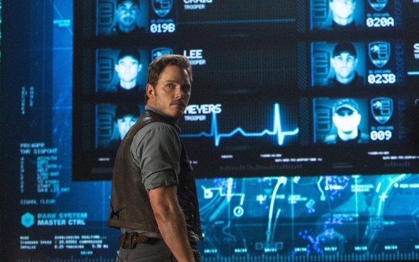Movie Jurassic World Jurassic Park Chris Pratt HD Wallpaper | Background Image