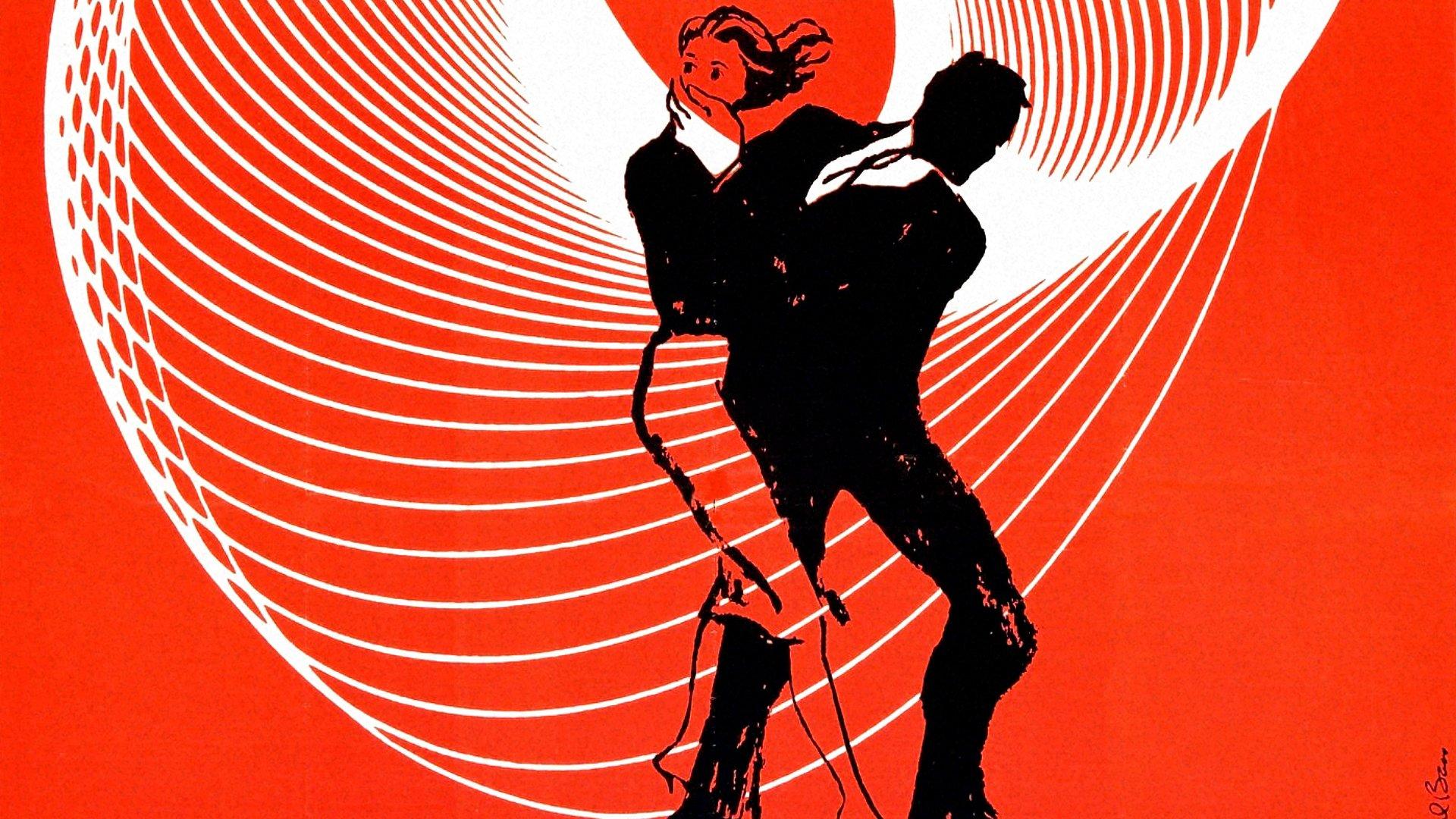 vertigo wallpaper eclectic - photo #15