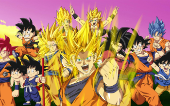 636 Dragon Ball Z HD Wallpapers