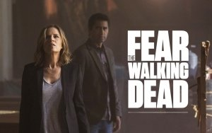 Preview TV Show - Fear The Walking Dead Art