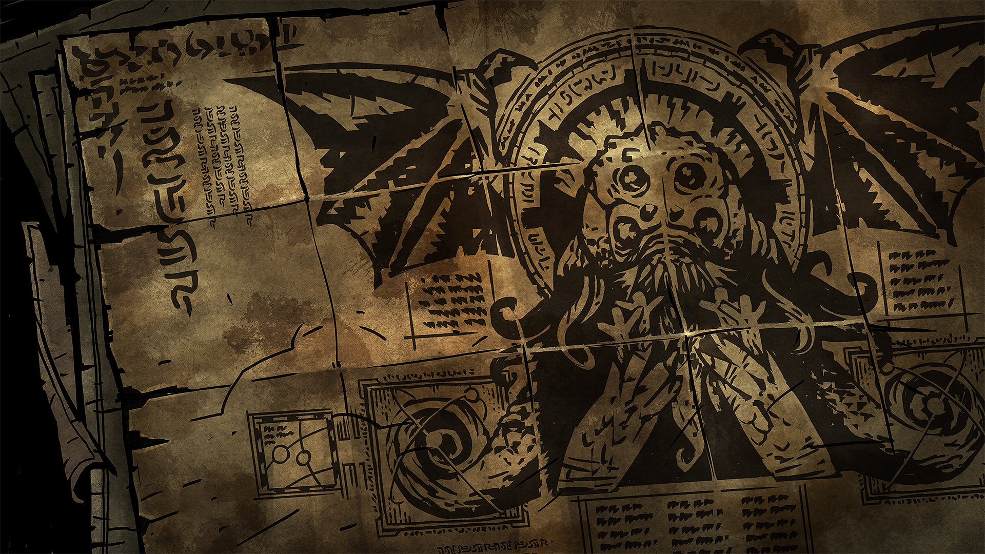 Darkest Dungeon Full HD Wallpaper and Background Image ...