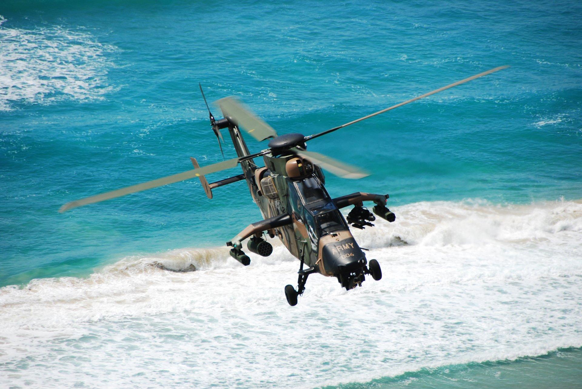 Military Helicopter 4k Hd Desktop Wallpaper For 4k Ultra: Eurocopter Tiger 4k Ultra HD Wallpaper