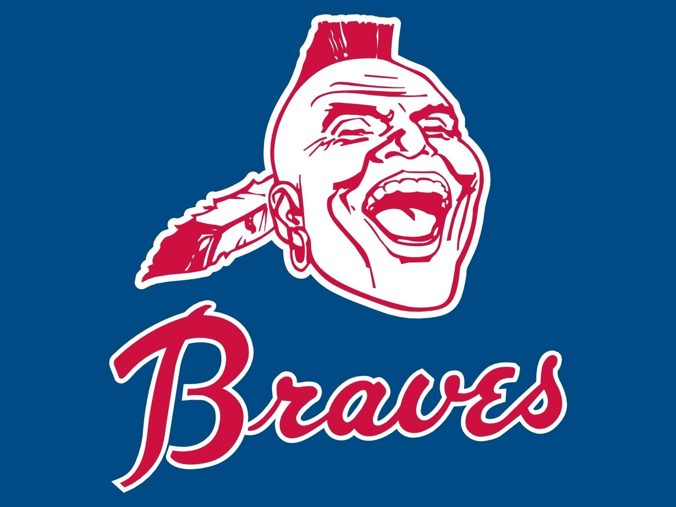 2 Atlanta Braves Hd Wallpapers Background Images Wallpaper Abyss