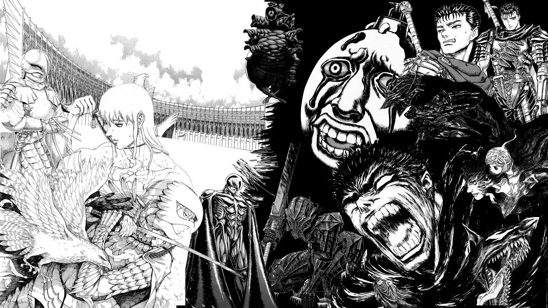 Berserk Manga Wallpaper
