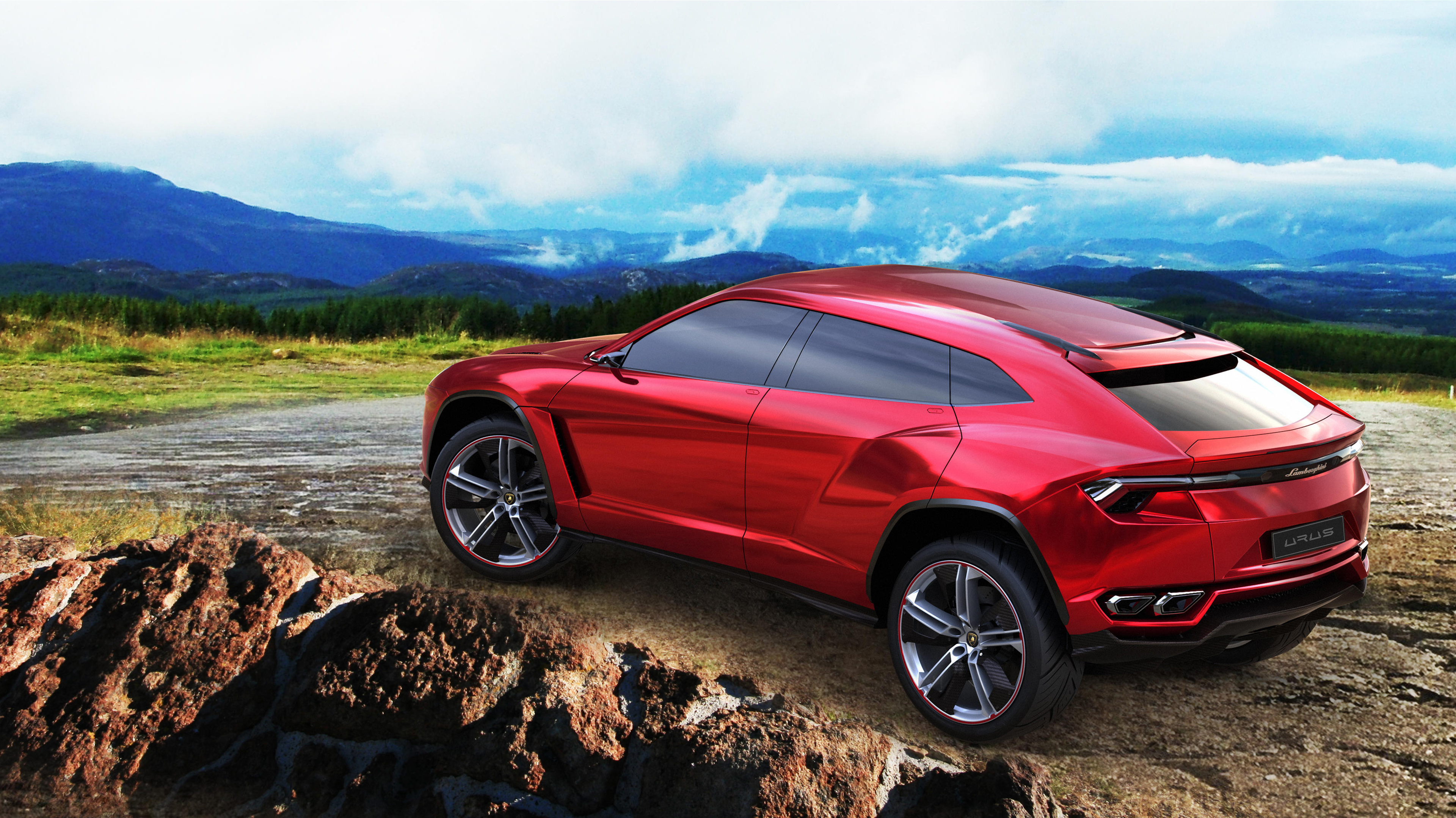 Lamborghini Urus 4k Ultra Hd Wallpaper Background Image