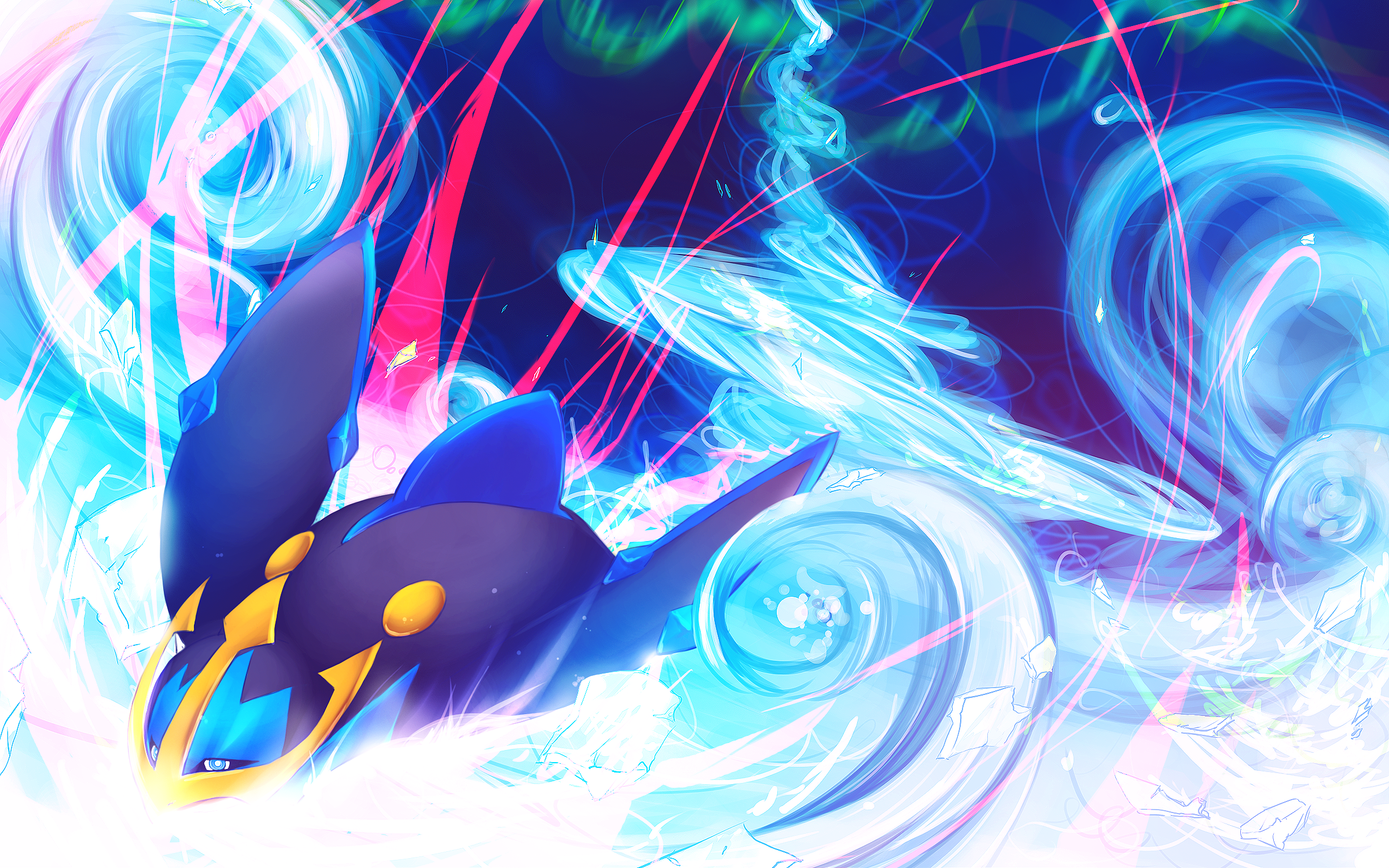 Empoleon full hd wallpaper and background 2400x1500 id - Anime full hd download ...