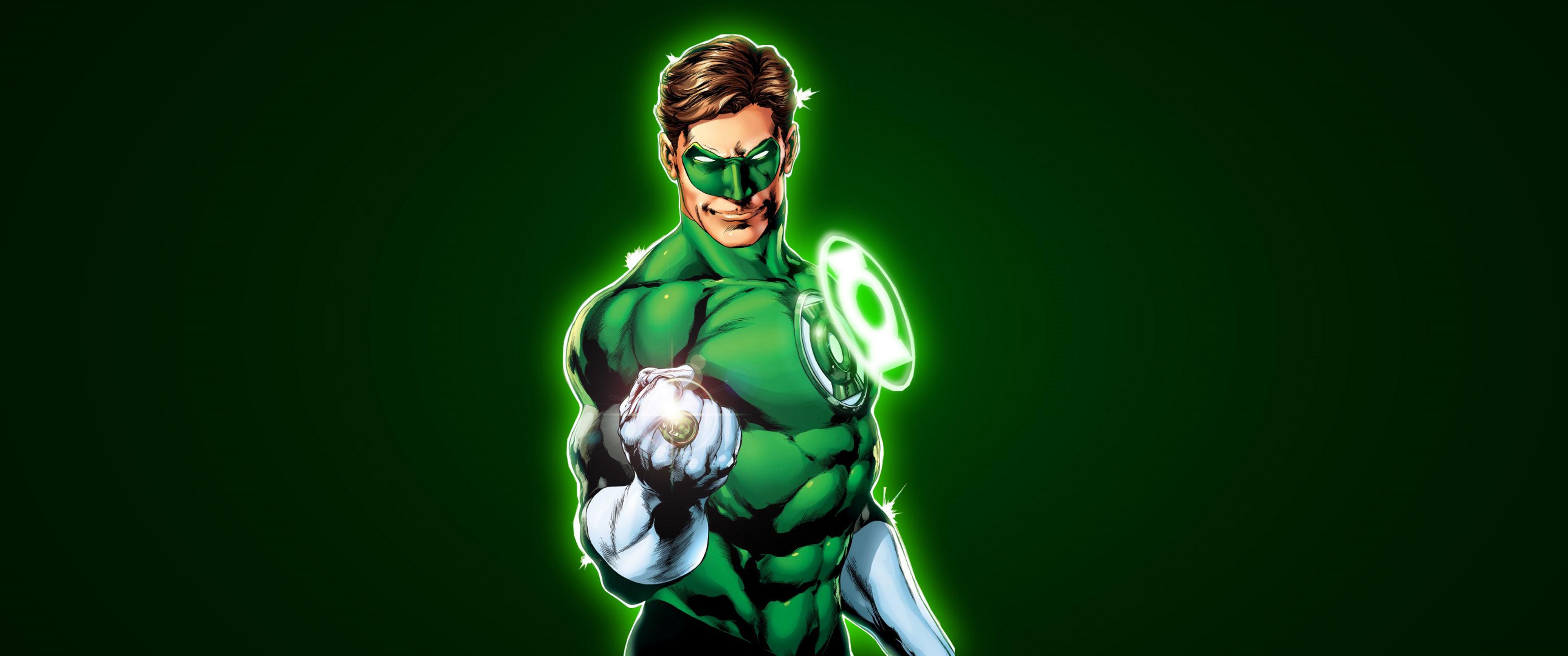 Green Lantern Comic Wallpaper: Green Lantern HD Wallpaper